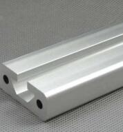 Arbitrary Cutting 1000mm 1640 Aluminum Extrusion Profile,Silvery Color.