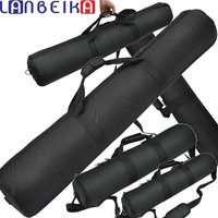 LANBEIKA Tripod Bag Black 55cm 60cm 65cm 70cm 75cm 80cm 90cm 100cm Padded Strap Camera Tripod