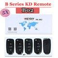 Большой дискаут (5 шт./лот) KD900 дистанционный ключ B02 пульт дистанционного управления для KEYDIY KD900 KD900 + KD200 Urg200 машина