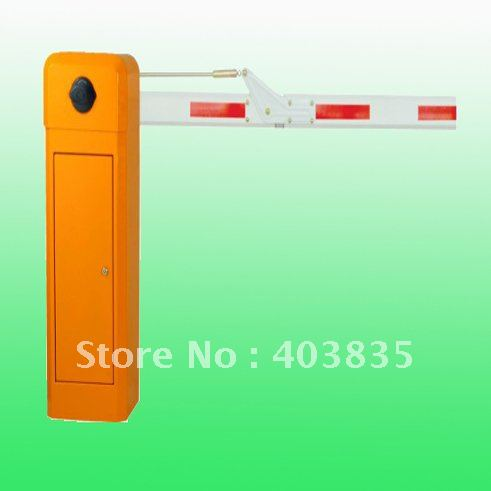 High quality machinery 90 Degree Barrier Gate,straight boom traffic barrier for parking system electric parking barrier boom gate with high speed and compatible with other system