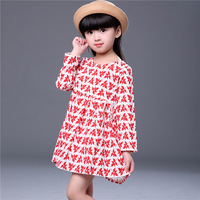 Newborn Baby Girl Kids Fashion Clothes Toddler Infant Cute Princess Dress Autumn Spring Dresses Outfit 0 4Years Clothing