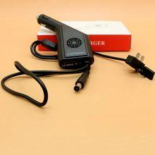 SunnyLife 2 в 1 автомобиль Зарядное устройство Батарея и Дистанционное управление Зарядное устройство для DJI Phantom 3 professional/advance Drone аксессуары