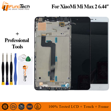 6.441920x1080 IPS LCD Display For XIAOMI MI MAX 2 LCD Touch Screen for Max2 Mi Max 2 LCD Digitizer with Frame Replacement Parts 15 6 for lenovo flex 2 15 2 15 2 15d laptop touch screen digitizer glass lens replacement parts with frame