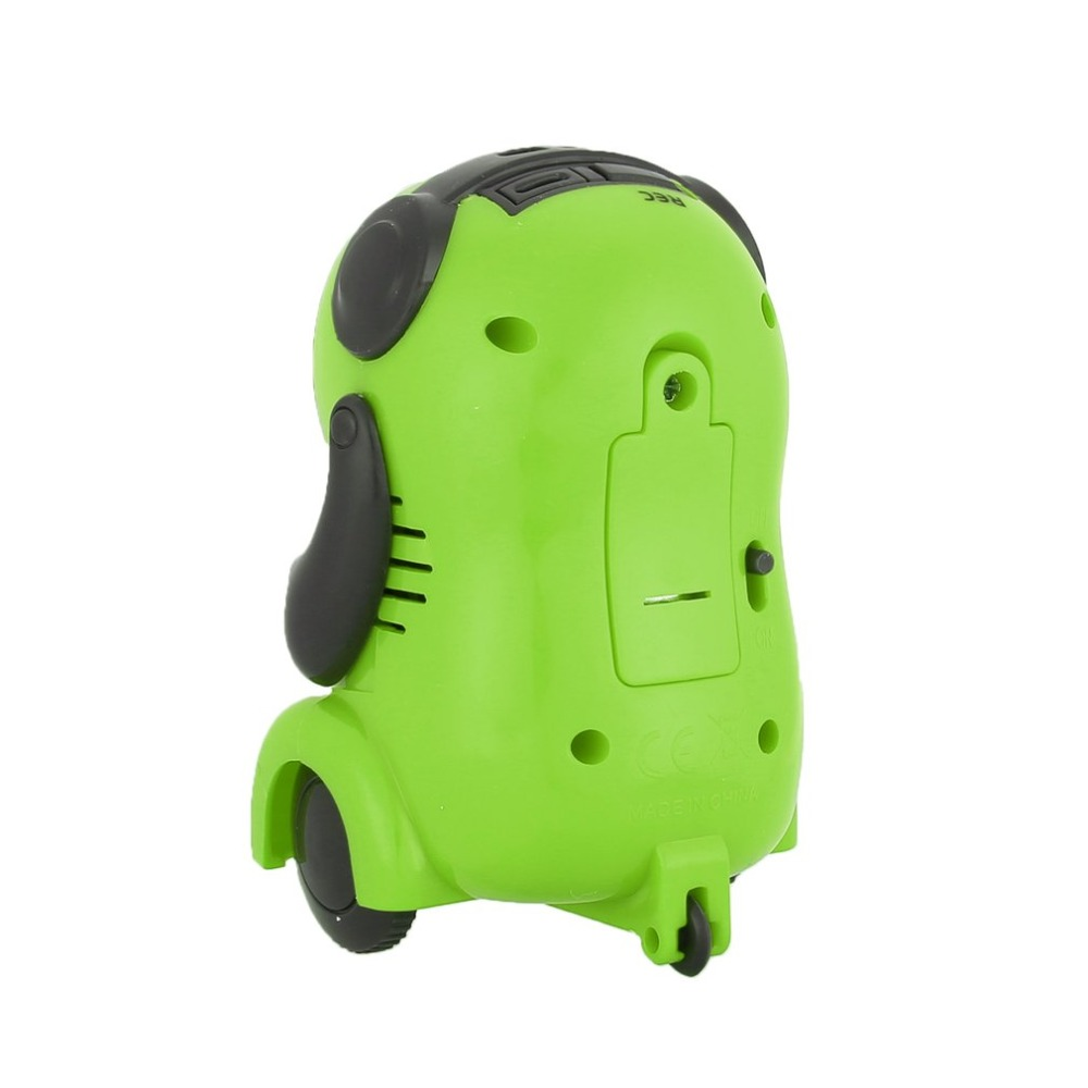 DDG-3 DDG-2  Intelligent Smart Mini Pocket Voice Recording RC Robot Recorder Freely Wheeling 360 Rotation Arm Toys for Kids Gift 13
