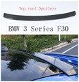 Авто спойлер из углеродного волокна для BMW 3 серии F30 318 320 325 330 335 2013-2018 задние Спойлеры для крыши высокое качество автомобильные аксессуары