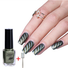 New 3D Cat Eye Gel Nail Polish 6ml + Free Magnet Sticks