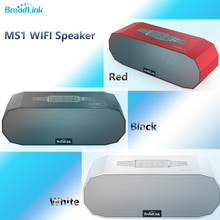 BroadLink MS1 Speakers e-control Wireless Wifi Mini Smart Home Intelligient Audio Ndfeb Magnet Dual Stereo+Dual Passive Radiator
