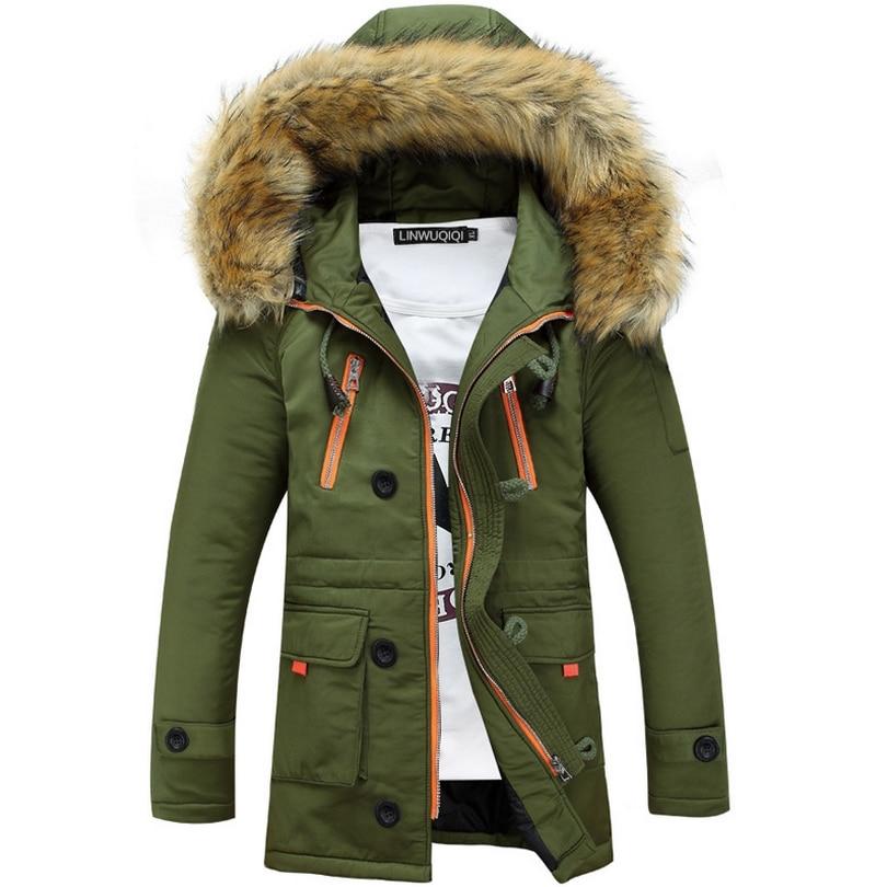 Sıcak Erkek kış ceketler kaliteli Giyim Mont Kalın Kapüşonlu kış ceket erkekler Çift ceket ceket parka Erkekler Kadınlar