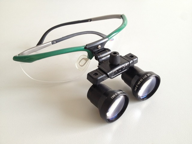 d5d381f2c74d TAO s Adjustable Magnification Surgical Dental Loupes Adjustable Binocular  Magnifying Glasses Z11 3.0X - 3.5X