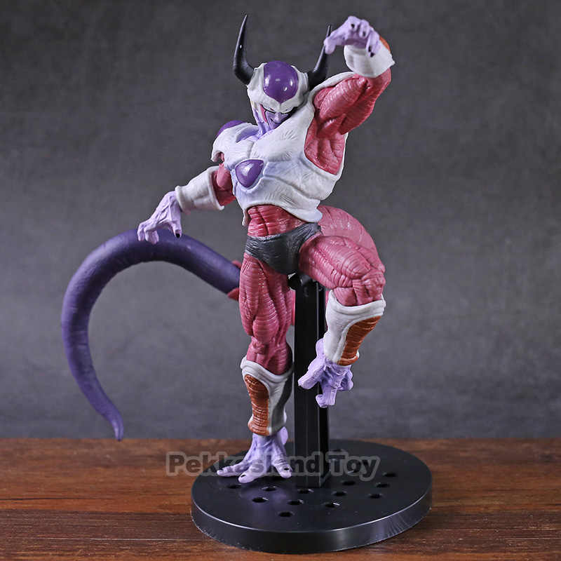 Dragon ball z freeza frieza bwfc banpresto figura do mundo coliseu figura pvc collectible modelo de brinquedo figurinhas brinquedos
