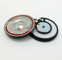1 Pair 42Ohm Dia 50mm Speaker Unit For DIY Headset Headphone LN004868