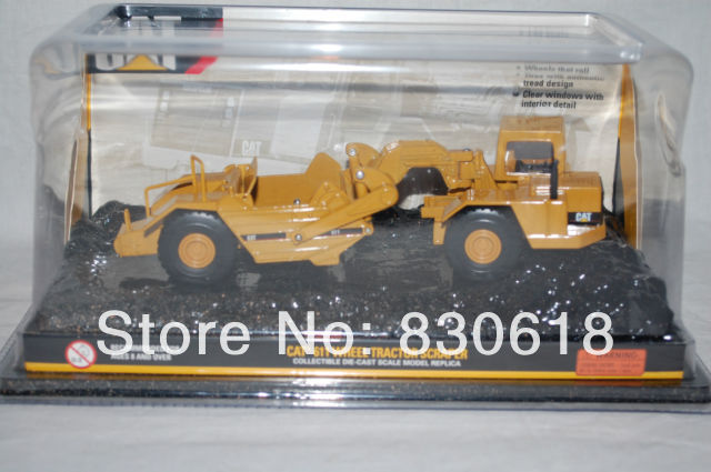 Norscot Cat 611 roue tracteur grattoir moulé sous pression 1: 64 nouveau dans la boîte jouet de collection