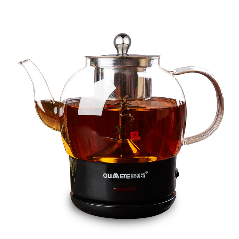 Electric Glass Teapot