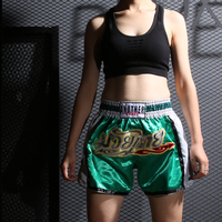 MMa Muay Thai Shorts Men Women Kick Boxing Fight Grappling Trunks Kids Boy Kickboks Kickboxing Pants Fitness Sportswear