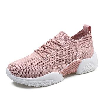 3040b7b3d Tenis Feminino 2019 sapatos Mulheres Tênis Conforto Ginásio Estabilidade  Aptidão Atlética de Calçados Esportivos Femininos Sapatos Sneakers  Chaussures Femme ...