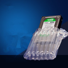 US $9.49 5% OFF|10Pcs/ Lot 14*16+3cm 3.5Inch Hard Disk Anti Pressure Shockproof Storage Package Bag Clear Plastic Poly Air Bubble Column Pouch-in Storage Bags from Home & Garden on Aliexpress.com | Alibaba Group