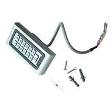Контроля допуска двери RFID-считыватель код клавиатура сидя дома Безопасности