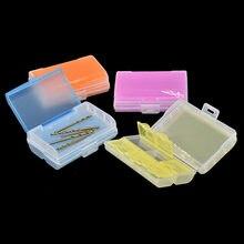2329a4b6953c 1 pieza Mini herramienta unids de plástico contenedor de almacenamiento  organizador de artesanía caja de joyería clavos cuentas .