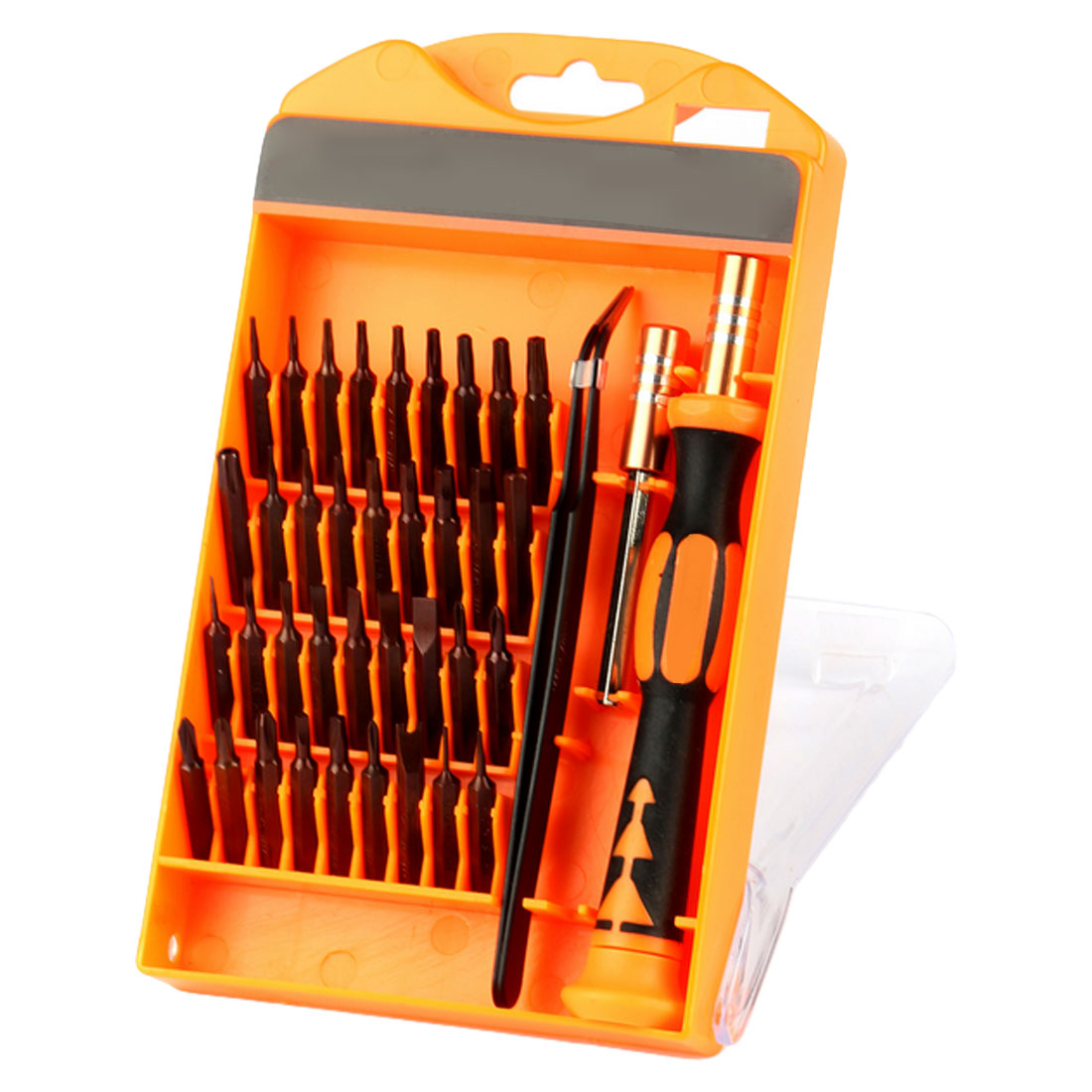 39 in 1 Mini Electronic Screwdriver Bits Multifunctional Precision Screwdriver Set For iPhone/Laptop Repair Tools Kit Set