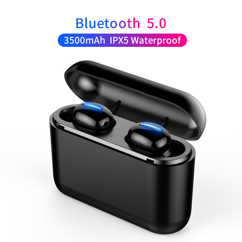 [Aliexpress]Q32 Bluetooth Earphone 5.0 Handsfree Wireless Earphone - US$14.21 + FS