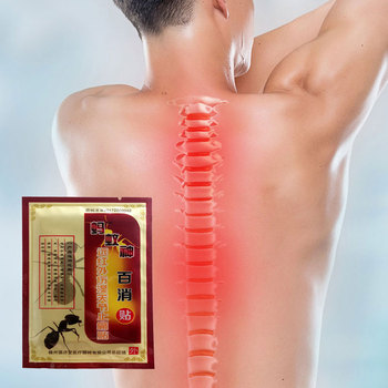 80Pcs Chinese Medicated Pain Relief Patch Cure Rheumatism Arthritis Ant venom Analgesic Plaster Neck Back Joint Pain Killer Herb