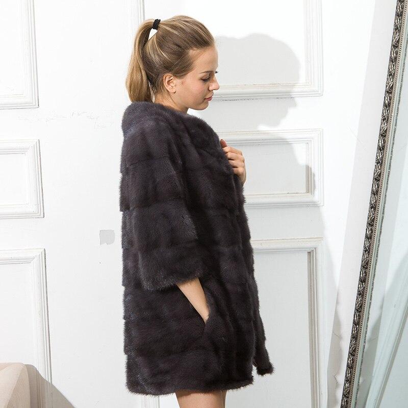 Aliexpress.com : Buy CNEGOVIK women mink fur coat short mink coat ...