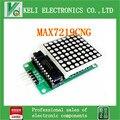 Free Shipping  10pcs MAX7219 Dot Led Matrix Module MCU LED Display Control Module Kit For Arduino