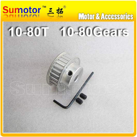 XL25T Bore 8mm 10mm 25 Teeth Pitch 1/5 Motor Belt Pulleys Timing Pulleys Wheel for 3D printer CNC parts for engine machine
