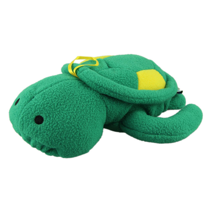 Happy Gifts High Quality Yellow Duck And Green Turtle Baby Bottle Huggers Infant Feeding Bottle Bag Case