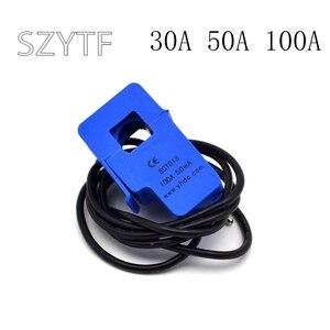 Image 1 - 10個SCT 013 000 yhdc 30A 50A 100A格納式電流トランスSCT013000
