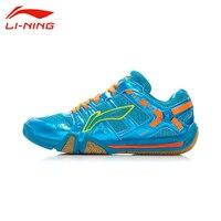Li Ning Men S Unisex Badminton Shoes Li Ning Breathable Hard Wearing Flexible Outdoor Balanced Sports