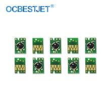10 шт. чип обслуживание бак для Epson Stylus Pro 4800 4880 7600 7700 7800 7880 7890 7900 9600 9700 9800 9880 9890 9900 11880