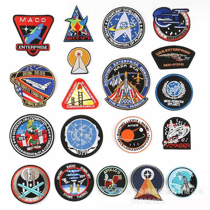 10d1e9dc9ddf High Quality Military Force Theme Iron On Embroidered Clothes Patches For  Clothing Stickers Garment Wholesale