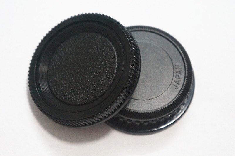 10 Пара высокого качества камера Защитная крышка + Задняя Крышка Объектива для K10D K20D K200D K100D K-7 для Pent & х Ricoh PK Маунт Камеры с трек