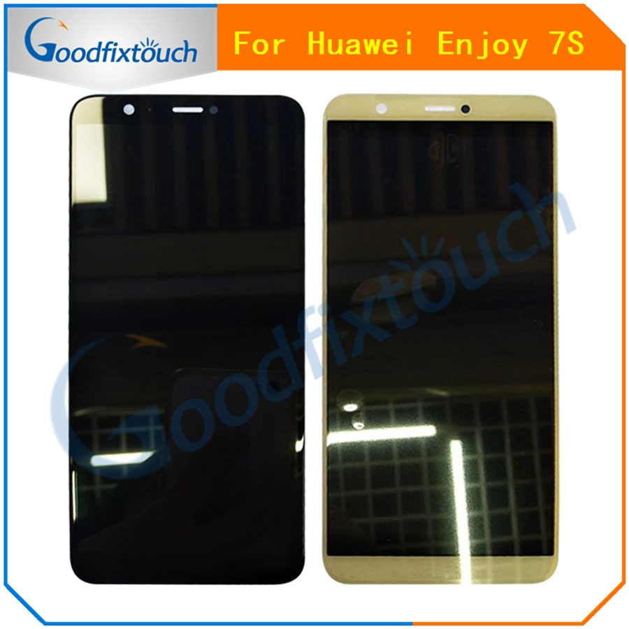 For Huawei Enjoy 7S LCD Display Touch Screen Digitizer Assembly For Huawei P Smart Replacement Parts