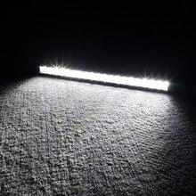 "2pcs Slim 21"" 100W Offroad LED Light Bar Bumper Headlight Car SUV ATV Car Boat 4×4 Cargo Truck 4WD Pickup 12V 24V Driving Lamp"