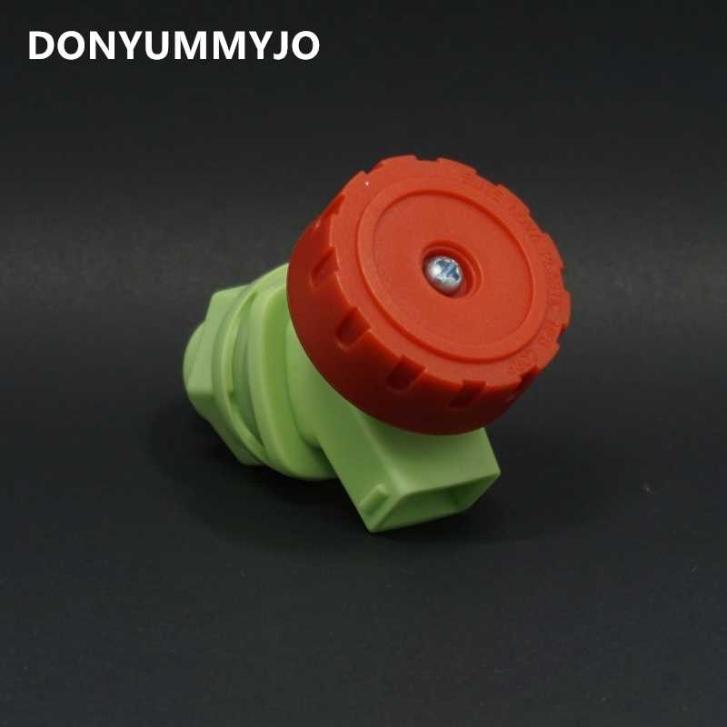 1pc Plastic Knob Faucet For Drinking Water Barrels, Wine Bottles, Composting Barrels and Fermenters Tap