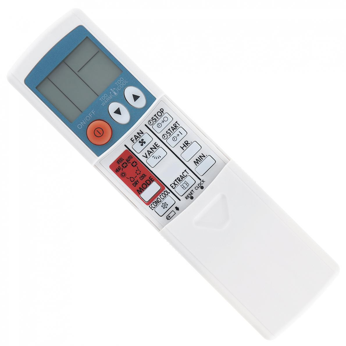 For Mitsubishi 2183P Air Condition Remote Control with Clamshell Panel Suitable and 10M Control Distance in Remote Controls from Consumer Electronics