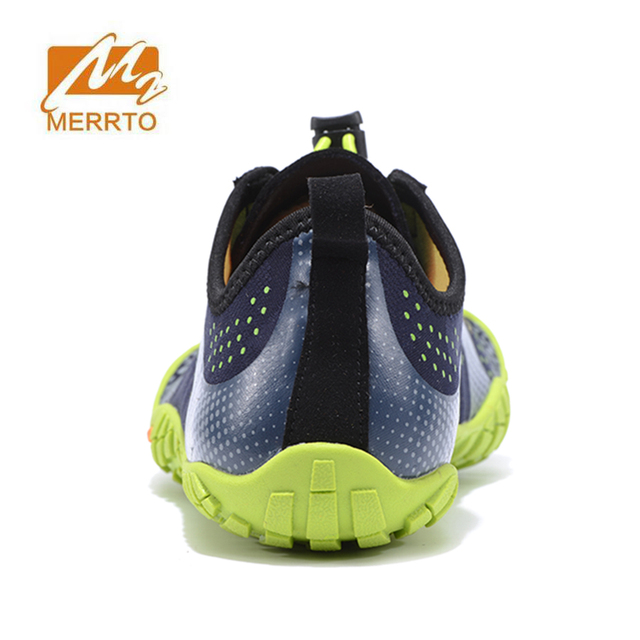 MERRTO Mens Trekking Shoes Hiking Shoes Mountain Walking Sneakers For Men Five Toes Sports Shoes Breathable Climbing Shoes Man