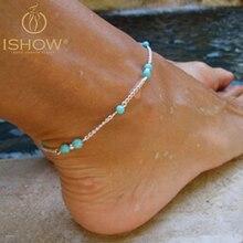 Золотой браслет конструкции бисер ножные браслеты для женщин chaine cheville роуз ножной браслет tobillera mujer крючком босиком сандалии сердце ножной браслет