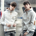 Hooded Ssweatshirt Men Caual Hoodies Fleece Fashion Hip Hop Warm Hoody Polo Sad Boy Hoody Jacket Sweatshirt Mens Sweat Homme 5XL