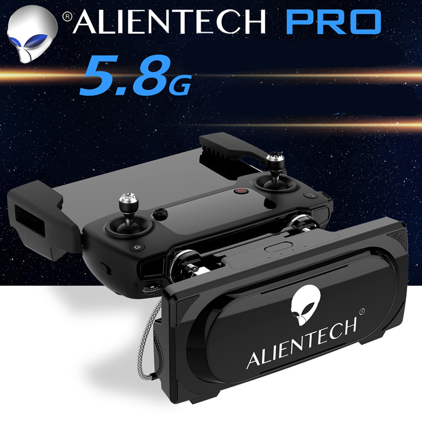 ALIENTECH 3 Pro 5 8G Antenna Signal Booster Range Extender for DJI Mavic Air Phantom 4