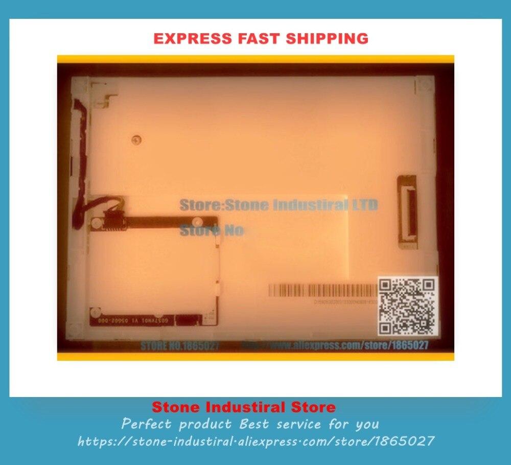 G057VN01 V1 5.7 inch TFT LCD Screen 640*480 g065vn01 v1 6 5 inch industrial lcd tft lcd display screen 640 480 ccfl