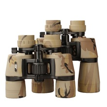 YD camouflage zoom 10-22X50 binoculars low-light night vision waterproof high-definition handheld portable