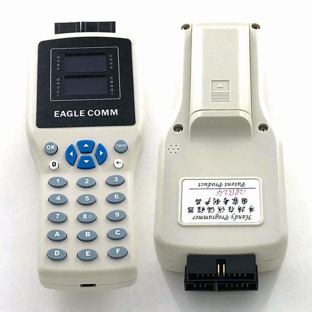 O programador em linha universal handheld de ep968 queima stm8/32, nxp, mc9s08, etc. Queima Offline