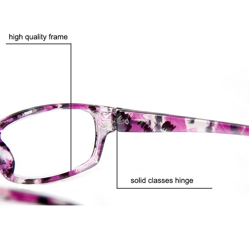 Gafas de lectura Gafas de moda con lectores de diseño floral para - Accesorios para la ropa - foto 5