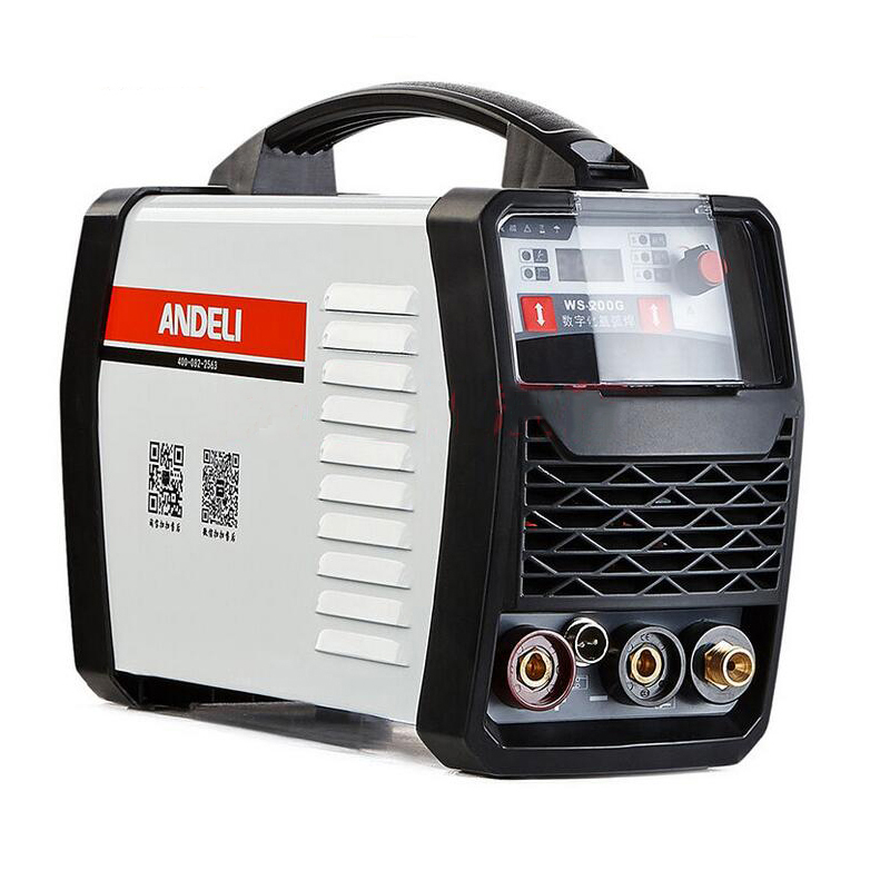 250AMP Argon Arc Welding Machine WS-<font><b>250</b></font> IGBT+Digital <font><b>TIG</b></font> 220V 250A LED Display image