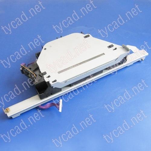 RG5-6736-000CN Laser/scanner assembly for HP Color LaserJet 5500 used