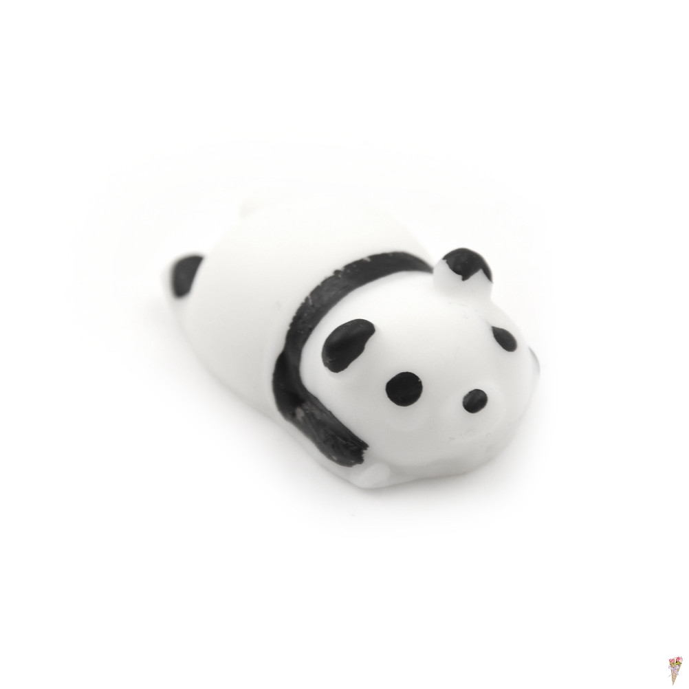 Cellphones & Telecommunications Hospitable 1pc Cute Kawaii Squishy Panda Mochi Squeeze Stretchy Kawaii Decompress Anti-stress Phone Straps Charms Size 60*40*38mm A Plastic Case Is Compartmentalized For Safe Storage Mobile Phone Straps