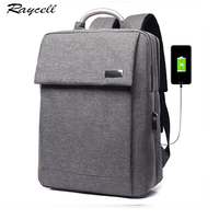 Anti Theft USB Charge Anti Theft Backpack Men Travel Security Waterproof School Bags College Teenage Male